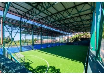 Спортивно-игровые площадки|Пансионат «Шексна»