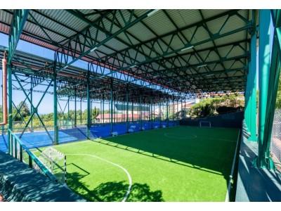 Пансионат Шексна| Сочи|  спортивные площадки, спортивные сборы.